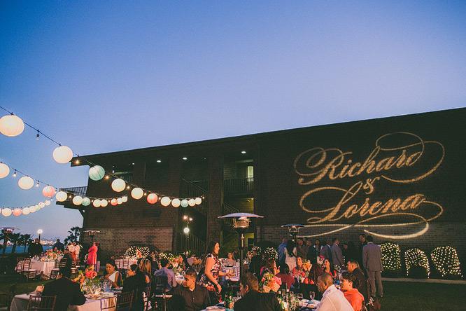 Lorena Richard Long Beach Museum Of Art Wedding Dave Richards Photography