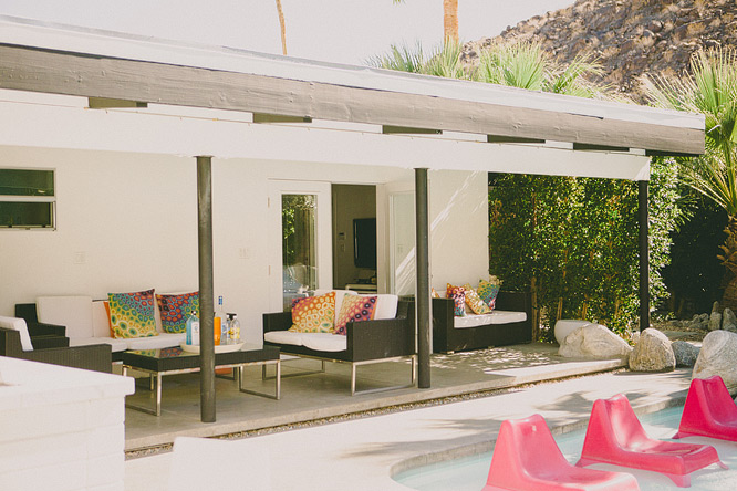 The Viceroy Palm Springs Wedding 1